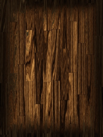 Weathered wooden planks with natural pattern grunge background photo