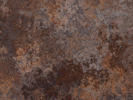 patina: Abstract generated rust weathered metal surface background