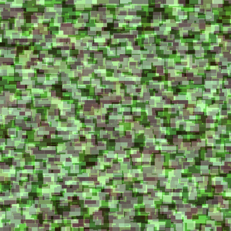 disappear: Abstract generated camouflage pattern for background and design Stock Photo