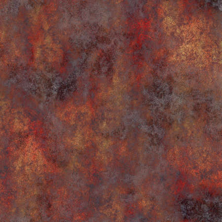 patina: Abstract generated rust metal surface vintage background Stock Photo