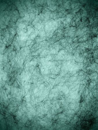 scraping: Abstract generated vintage pattern grunge green background
