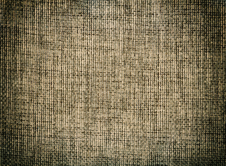 Natural linen striped uncolored textured sacking burlap background