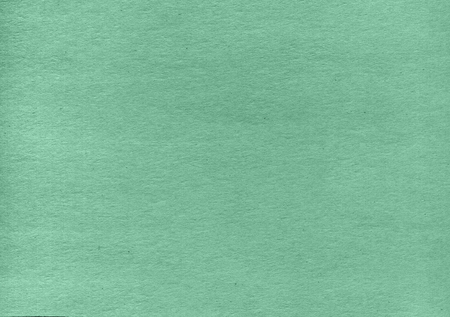 Textured grainy recycled green rough paper background