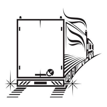 truck Stock Vector - 11650388