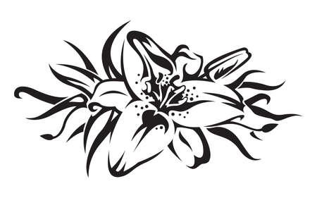 sympathy: lily