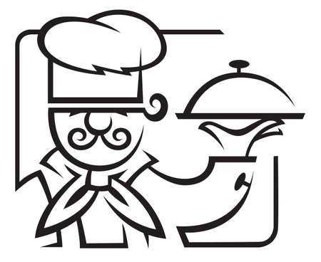serviteurs: cuisinier