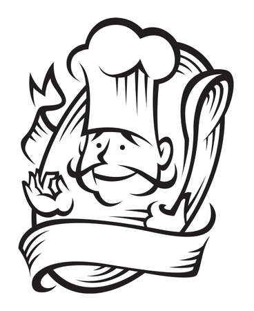 catering: K�chenchef Illustration