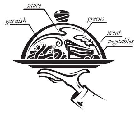 meat icon: restaurant icon