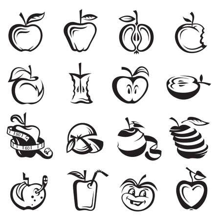 apples Stock Vector - 11650380