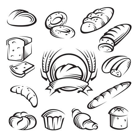 bread Stock Vector - 11650382