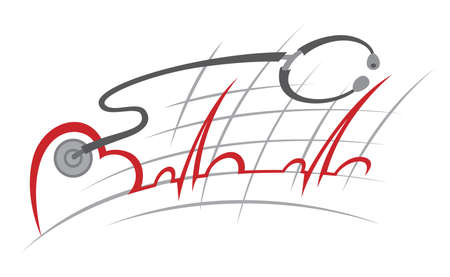 rhythm: electrocardiogram   Illustration