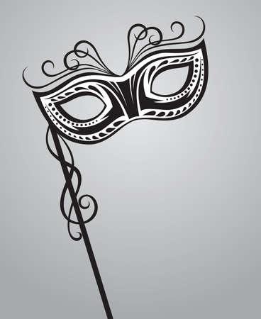 carnival mask Stock Vector - 17686835