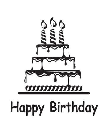 birthday cupcakes: birthday cake
