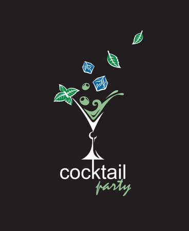martini splash: cocktail party