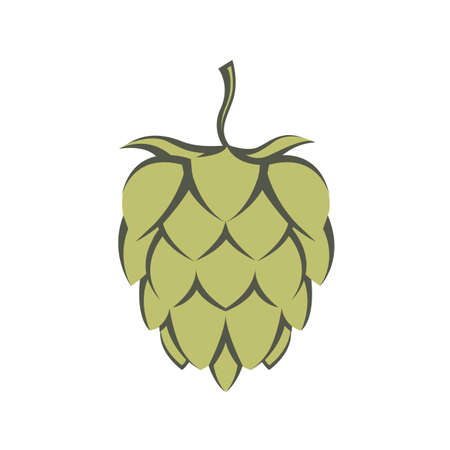 icon: illustration of hops for brewing