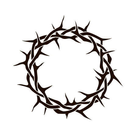 black crown of thorns image