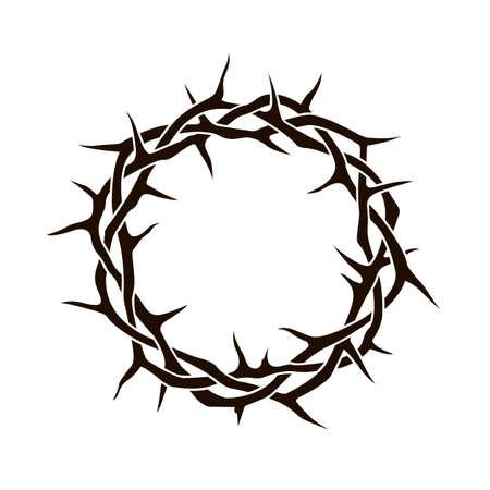 black crown of thorns image