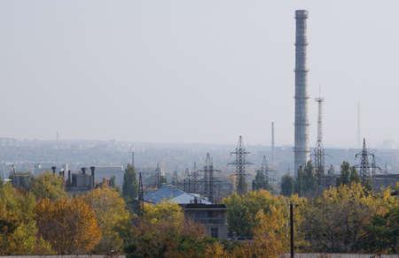 Industrial Quarter Zdjęcie Seryjne