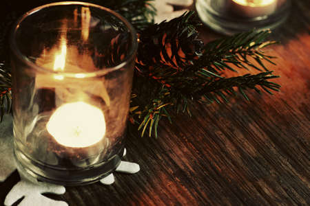 cosily: preparation for creating the new year ornaments and decorations to top celebrations