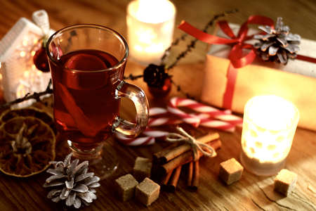 anti season: New Years Eve celebration package gifts and signature cooking festive drinks