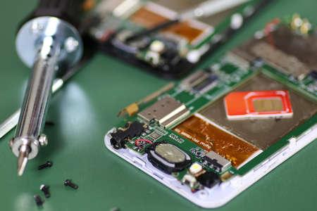 transistor: Microprocesador micro chip