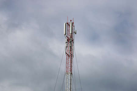 repeater antenna tower