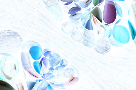 Abstract medication background Stock Photo