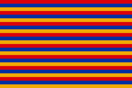Simple geometric pattern in the colors of the national flag of Armenia Zdjęcie Seryjne