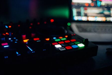 music mixer DJ controller Board for professional mixing