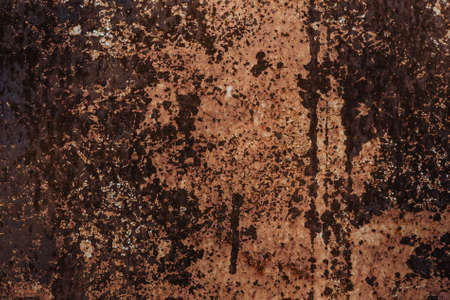 rusty metal texture with corrosion Stok Fotoğraf