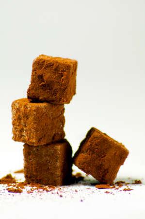 Choco cubes