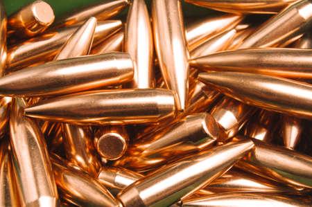 warheads: Rifle bullet tips