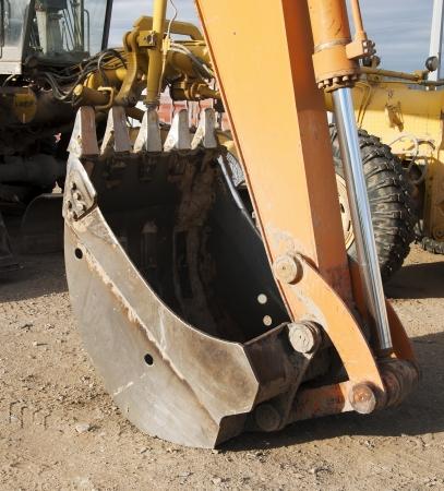 excavation equipment Stock Photo - 19737548