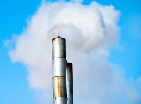 smoke stack: Smoke stack