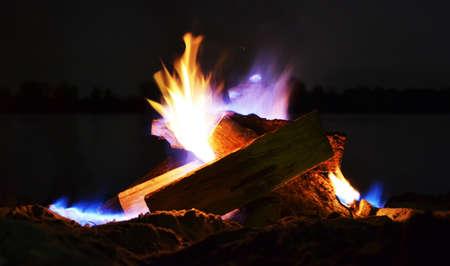 bonfire: bonfire bonfire Stock Photo