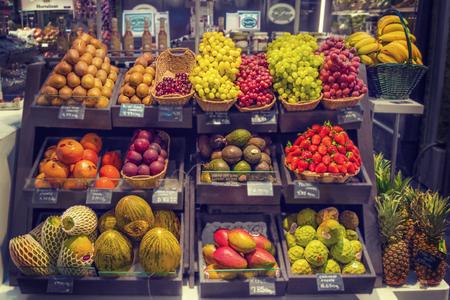 EXHIBIDOR: Deliciosa Frutería
