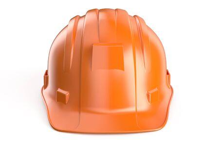 hard hat: Construction Hard Hat isolated on white background