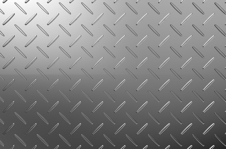 checker plate: metallic texture, metal surface with a pattern