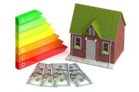 saving and economy energy concept photo