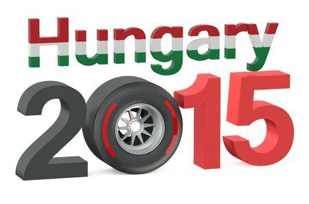 grand prix: F1 Formula 1 Hungary Grand Prix in Hungaroring 2015