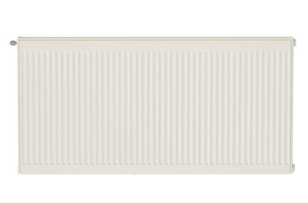convective: Eco Radiator isolated on white background Stock Photo