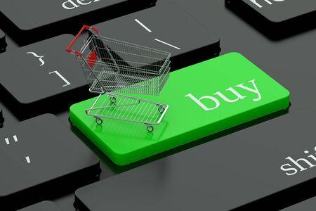 keyboard button: Buy green keyboard button