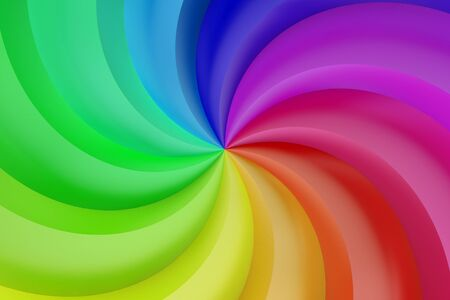 spiral: Abstract colors spiral background