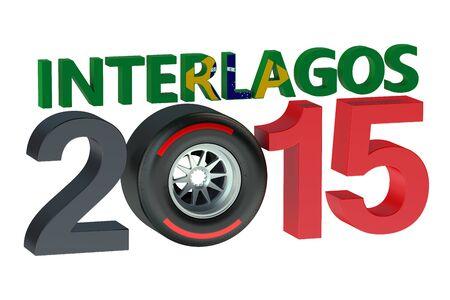 bolide: Grand Prix Interlagos 2015