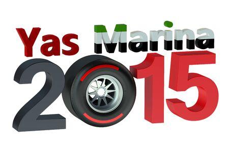 bolide: Grand Prix Yas Marina 2015