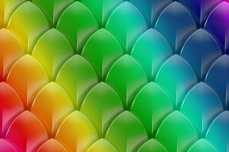 rainbow abstract: Abstract rainbow colorful background Stock Photo
