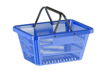 shopping basket: Shopping Basket isolated on white background