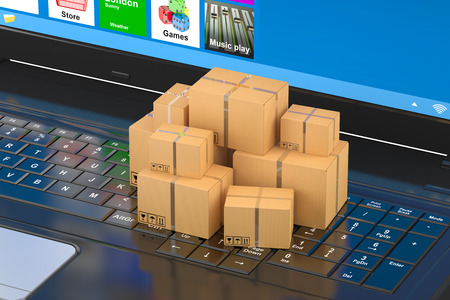 concept: Shipping and logistics concept