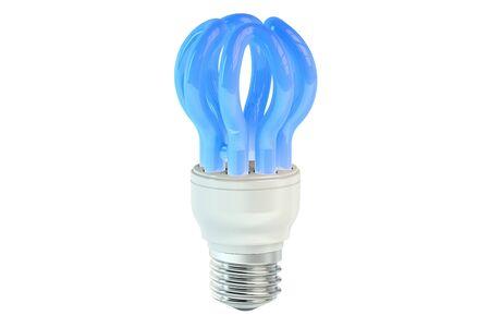 uv: uv lamp isolated on the white background