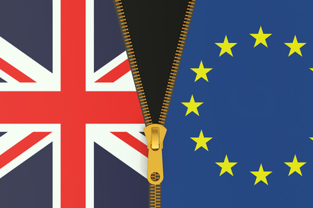great britain: Great Britain and EU, Brexit referendum concept